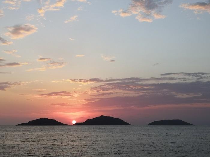Tres Islas Mazatlán