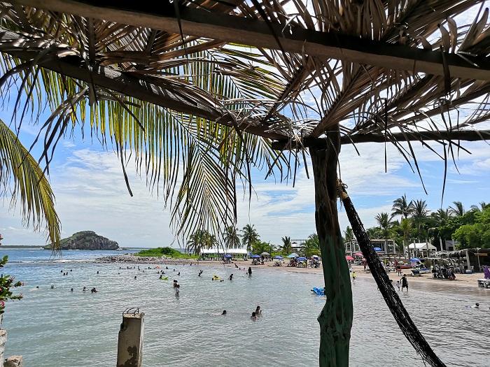 concesión playas Mazatlán
