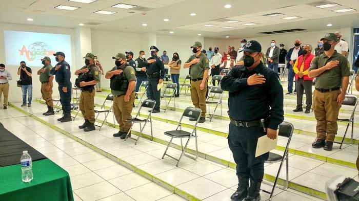 Policía ambiental, Angostura, Sinaloa