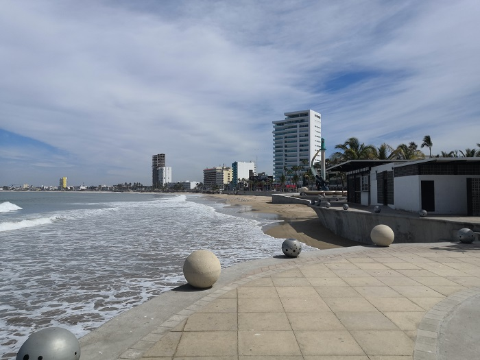 Mazatlán, semana santa