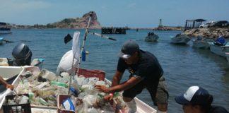 pescan plastico