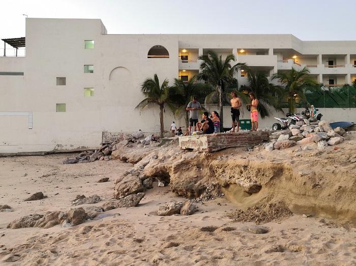 Mazatlán, Playa Gaviotas